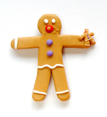 Gingerbread Cannibal